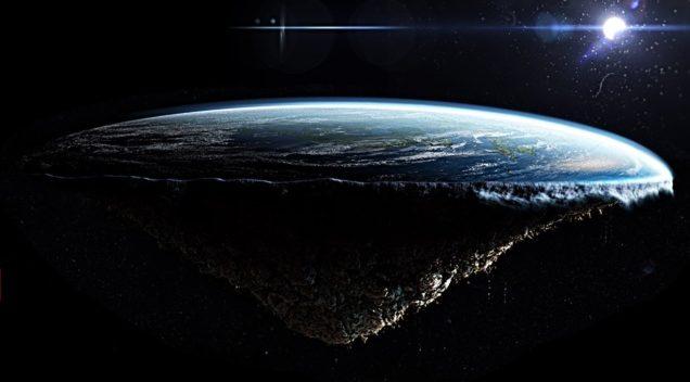 Тема «Плоская Земля» — тест на уровень осознанности